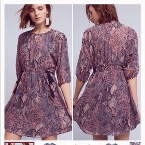 Anthropologie floreat zharah Dress